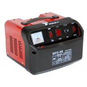 Car battery charger and start devices DFC-50